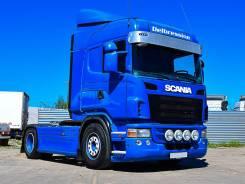 Scania G380. Седельный тягач 2011 г/в, 11 705куб. см., 12 870кг.