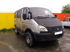 ГАЗ 22177. Продается микроавтобус Баргузин 4*4, 2 300куб. см., 7 мест