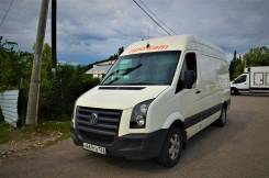 Volkswagen Crafter. Фургон VW Crafter 30, 2 500 куб. см., 1 000 кг., 4x2