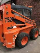 Locust. Продаю минипогрузчик фронтальный L751, 2007 г., 750кг., Дизельный, 0,40куб. м.