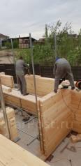 Строительство домов из клеенного бруса