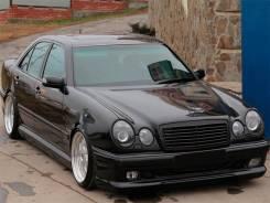 Обвес кузова аэродинамический. Mercedes-Benz E-Class, W210. Под заказ