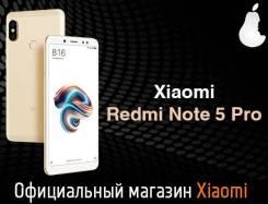 Xiaomi Redmi Note 5 Pro. Новый, 64 Гб, Черный