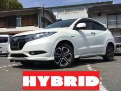 Honda Vezel. вариатор, передний, 1.5, электричество, 28 000тыс. км, б/п. Под заказ