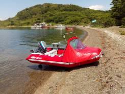 BRIG Dingo D330. 2012 год год, длина 330,00м., двигатель без двигателя, 15,00л.с., бензин