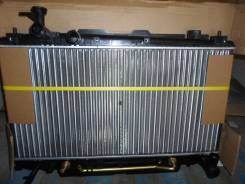 Радиатор охлаждения двигателя. Toyota RAV4, ACA20, ACA20W, ACA21, ACA21W, ACA26 Двигатели: 1AZFE, 1AZFSE