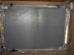 Радиатор охлаждения двигателя. Toyota Alphard, ANH10, ANH10W, ANH15, ANH15W Двигатель 2AZFE