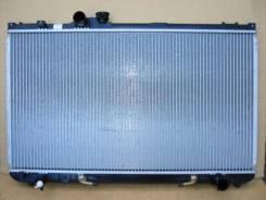 Радиатор охлаждения двигателя. Toyota: Mark II Wagon Blit, Verossa, Mark II, Cresta, Chaser Двигатели: 1GFE, 1JZGTE