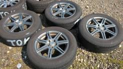 Продам комплект колес ( 60-А ) на японском литье