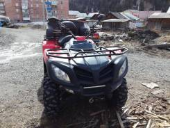 Stels ATV 800GT MAX EFI. исправен, есть псм\птс, с пробегом