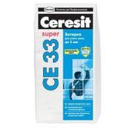 Затирка Ceresit CE 33, графит 2,0