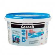 Затирка Ceresit CE-40 Лаванда №64 2кг 1-10мм