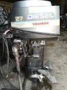 Yanmar. 27,00л.с., 4-тактный, дизельный, нога L (508 мм), 1992 год год