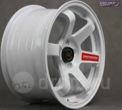 """NEW! Комплект дисков Volk Racing TE37SL R16 8J ET+28 5*100 (D136A). 8.0x16"""", 5x100.00, ET28, ЦО 73,1мм."""