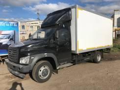 ГАЗ ГАЗон Next C41R33. Газон Next, фургон рефрижератор 5,1 м., 2018, 4 400куб. см., 3 600кг., 4x2