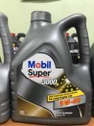 Mobil Super. Вязкость 5W40, синтетическое
