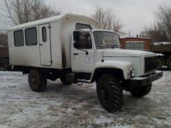 ГАЗ-33088. Вахтовый автобус Газ 33088 на 20 мест, 4 430куб. см., 20 мест