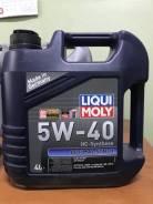 Liqui Moly Optimal. Вязкость 5W40, синтетическое