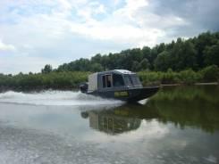 Wellboat-47. длина 5,00м., двигатель подвесной, 90,00л.с., бензин