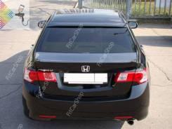 Спойлер на заднее стекло. Honda Accord, CP1, CP2, CU2, CU1, CW2, CW1 R20A3, K24Z2, K24A, K24Z3, R20A