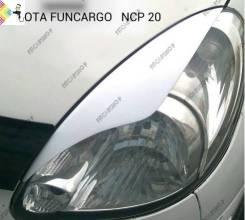 Накладка на фару. Toyota Funcargo
