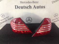 Стоп-сигнал. Mercedes-Benz CL-Class, C215