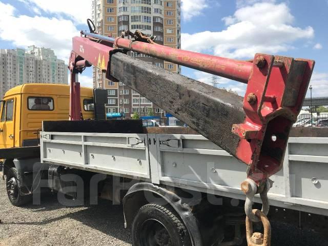 КамАЗ 4308. Камаз 4308 с краном манипулятором 3 тонны,2006 г. в, 6 000куб. см., 3 000кг.