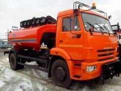 Коммаш КО-806-01. Комбинированная дорожная машина ко 806 01 камаз, 4 500куб. см.