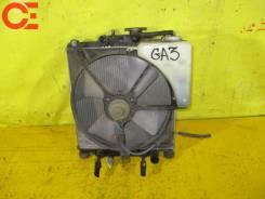 Радиатор основной HONDA LOGO GA3