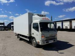 JAC. 271 грузовик фургон рефрижератор 2017 год Джак, 3 760куб. см., 3 170кг., 4x2
