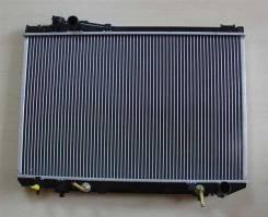 Радиатор охлаждения двигателя. Toyota Crown, GS141, JZS141, JZS143, JZS145, LS141, JZS133, GS130G, GS131H, MS135, MS137, MS137X, GS130, JZS130G, GS131...