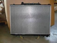 Радиатор охлаждения двигателя. Toyota Ipsum, CXM10, CXM10G Toyota Picnic, CXM10, CXM10L Toyota Gaia, CXM10, CXM10G Двигатель 3CTE