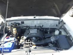 Двигатель в сборе. Isuzu Bighorn, UBS26DW, UBS26GW Isuzu Trooper Isuzu Axiom Двигатель 6VE1