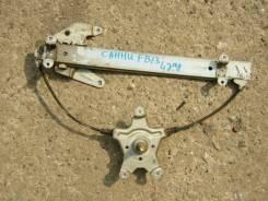 Стеклоподъемный механизм. Nissan Sunny, FB13, FNB13 Двигатели: GA15DE, GA15DS, GA15E, GA15S