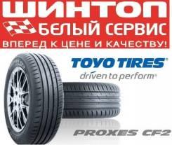 Toyo Proxes CF2. Летние, 2017 год, без износа, 2 шт