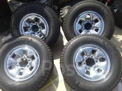 """Продам колёса на отл зимней резине Caravan/Homy/Atlas/Hiace/и другие. x15"""" 6x139.70 ЦО 110,0мм."""