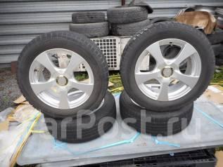 """Продам колёса на зимней резине. 7.0x17"""" 5x100.00, 5x114.30 ET53 ЦО 73,0мм."""