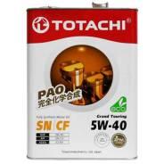 Totachi Grand Touring. 5W-40, синтетическое, 4,00л.
