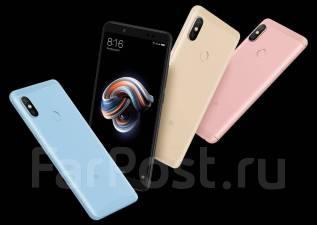 Xiaomi Redmi Note 5 Pro. Новый, 64 Гб, Золотой, Розовый, Синий, Черный, 3G, 4G LTE, Dual-SIM
