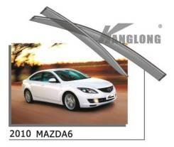 Ветровик. Mazda Mazda6, GH Двигатели: L5VE, L813, LF17, LFDE, R2AA, R2BF