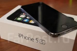 Apple iPhone 5s. Новый, 16 Гб, Серый