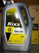 Kixx Gold. 10W-40, полусинтетическое, 4,00л.