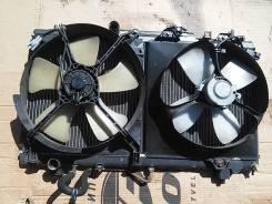 Радиатор охлаждения двигателя. Toyota Carina, AT211