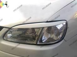 Накладка на фару. Toyota Corolla Spacio, AE111