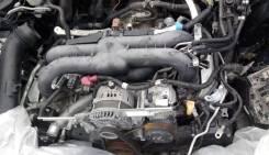 Двигатель в сборе. Subaru Legacy, BM9, BR9 Двигатель EJ255