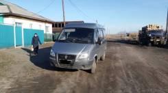 ГАЗ ГАЗель Бизнес. Продаётся ГАЗ Газель бизнес, 2 890куб. см., 7 мест