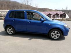Mazda Demio. автомат, передний, 1.3 (6 791л.с.), бензин, 120тыс. км