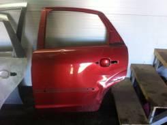 Дверь задняя левая форд фокус 2