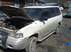 Кузов в сборе. Mazda MPV, LVLR Двигатель WLT