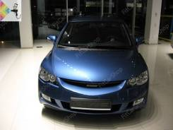 Решетка радиатора. Honda Civic Двигатели: 20T2N, 20T2N10N, 20T2N11N, 20T2N22N, 20T2N23N, 20T2R12N, 20T2R13N